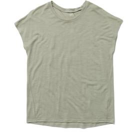 Houdini Activist Camiseta Mujer, verde